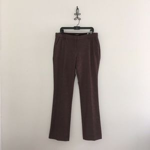 Express Columnist Barely Bootcut Pants Size 14L